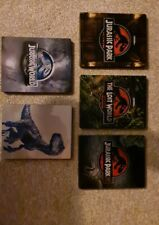 HDZETA Jurassic Park Trilogy, HDZETA Jurassic World & 4K Jurassic World: Fallen