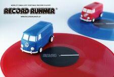 Record Runner Portable Record Player Volkswagen Soundwagon Royal STOKYO