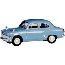 Herpa 02362-004 h0 moskwitsch 403 blu pastello