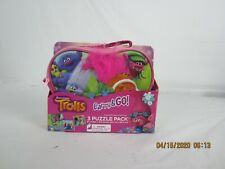 Trolls carry & Go 3 puzzle pack