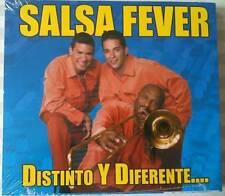 SALSA FEVER - DISTINTO Y DIFERENTE... (CD Neuf emballé)