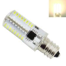 10pcs E12 C7 Dimmable LED Light Bulb 64 3014 110V Warm White Fit PQ1500S #H