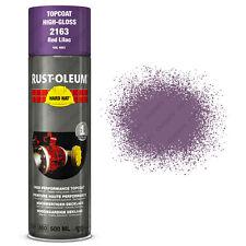 X15 industriale Rust-oleum Rosso Lilla Spray Vernice Cappello rigido 500ml RAL