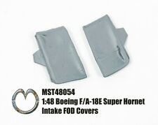 NEW RELEASE MasterCasters MST48054 1:48 Boeing F/A-18E Super Hornet Intakes FOD