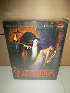 Bela Lugosi As Broadway's Dracula Moebius Deluxe Model Kit (New/Sealed)