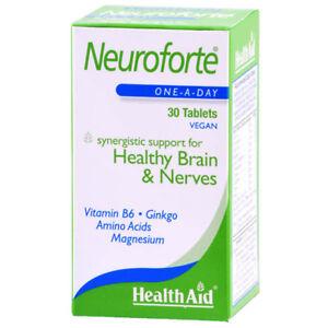 Health Aid Neuroforte 30 tablets