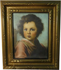 "Vintage Print in Richardson Bros. Art Gallery Wood Picture Frame, 14.5""x12.5"""