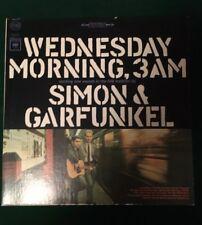 Simon & Garfunkel Wednesday Morning, 3 AM Vinyl LP Record