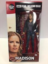 Fear the Walking Dead figura color Tops Madison Clark McFarlane Toys