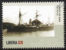 WWI HMS RINALDO Royal Navy Camelion-Class Sloop Warship Stamp