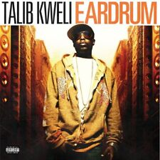 Talib Kweli Ear Drum [PA] [LP] 3 LP SET COLORED VINYL 2007