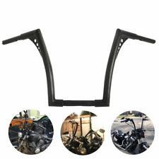 """Custom Vintage 14"""" Rise Ape Hangers Handlebar For Harley Sportster Softail FLST"""