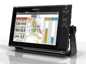 Simrad NSS12 EVO3 Combo MFD With Insight Simrad 000-13235-001  Free 2 Day Ship!