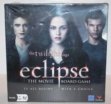 NEW SEALED The Twilight Saga Eclipse The Movie Board Game Family Age 13+