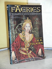 REVUE FAERIES - HS N°1 SPECIAL J.R.R. TOLKIEN - 1ère edt°