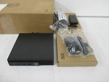Dell 545P2 OptiPlex 3070 MFF Desktop i3-9100T 8GB 128GB SSD W10P w/WARRANTY