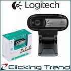 Webcam Logitech C170 USB with MIC Universal Clip VGA-Quality VideoCall 5MP Photo