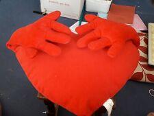 Hugging Heart Cushion. Ikea