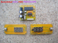 Assembled JV15 HIFI PGA2311PA remote volume board with dual display