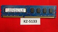 4GB Hynix hmt351u6cfr8c-pb DDR3 2rx8-12800u PC3-12800 (DDR3-1600)