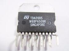 TDA2005 20W 10W nf-verstärker STMicroelectronics #13j22#