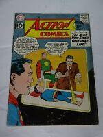 Action Comics  #281  vtg  comic DC comics Comic book