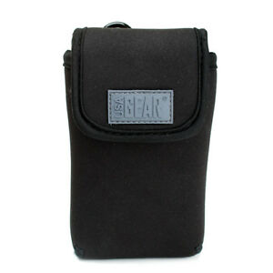 FlexARMOR Handheld GPS Carrying Case w/ Durable Neoprene , Belt Loop & Carabiner