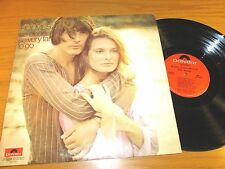 "POP LP - JAKE HOLMES - POLYDOR 24 4034 - ""SO CLOSE, SO VERY FAR TO GO"""