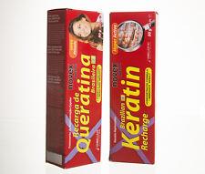 2 Brazilian Hair Treatment Keratin Recharge Embelleze(Recarga de Queratina) 80 g