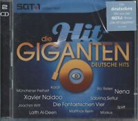 DIE HIT GIGANTEN - VOL. 03 - DEUTSCHE HITS * NEW 2CD 2004 * NEU *