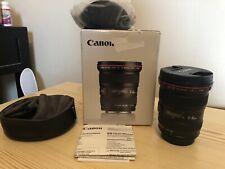 """Canon EF 17-40mm F/4.0 L USM Lens - Black """"NEW"""""""