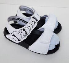 Rare adidas Star Wars AltaSwim C Stormtrooper White CQ0127 Kid Junior Sandal 6K