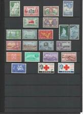TONGA COLLECTION ON 9 PAGES