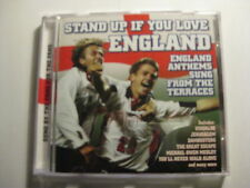 Stand Up If You Love England CD (2004) - football fans anthems