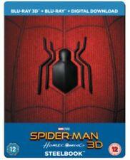 Blu-ray Spider-Man: Homecoming