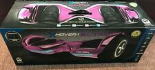 """Brand New Hover-1 All-star Purple 6.5"""" Wheel Electric Scooter w/ Led Sensor."""