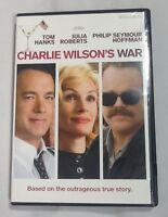 Charlie Wilson's War (DVD, 2008, Widescreen)