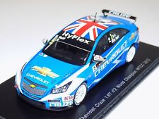 1/43 Spark Chevrolet  Cruze 1.6 Car #2  2012 WTCC  WorldChampion  S2495