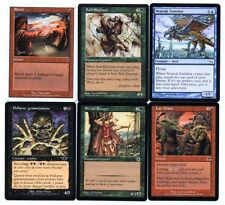 MAGIC 6 Belles Cartes (Voir scan) Lot N° MG   8