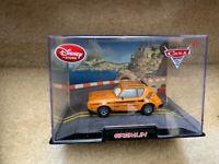 Disney Store Pixar Cars Grem Gremlin 1:43 Die Cast New in Collectors case
