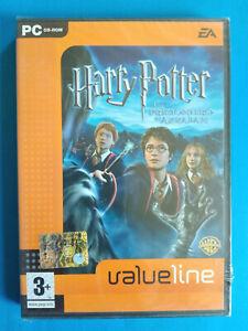 Videogame Pc Cd-Rom HARRY POTTER E Il Prigioniero Di Azkaban EA SIGILLATO (D4)