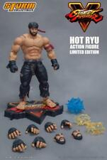 NYCC 2017 1/12 Street Fighter V Hot Ryu Black Pants Storm Collectibles