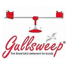Gullsweep : Bird / Gull / Seagull Deterrent / Scarer - 3ft