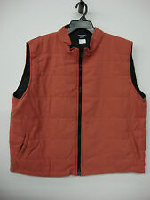 NWOT Wrangler Sport Women's Light Weight Vest Jacket Size Lg. Mauve/Peach Color