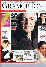 BOULEZ / TERESA BERGANZA / YEVGENY SUDBINGramophone May 2005