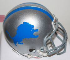 1961 - 1967  Detroit Lions Throwback Riddell Mini Helmet