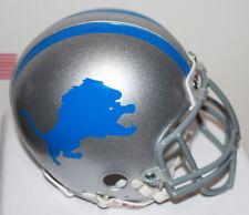 1961 - 1967  Detroit Lions Throwback Riddell Mini Helmet