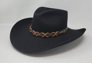 STETSON BLACKTHORNE JOHN WAYNE COWBOY WESTERN HAT