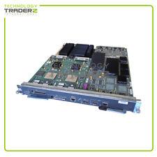 WS-SUP720-3B V02 Cisco 6500 Supervisor Engine Blade w/ 1x512MB Compact Flash