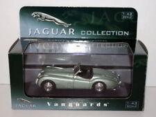 Modellini statici di auto, furgoni e camion Vanguards per Jaguar scala 1:43